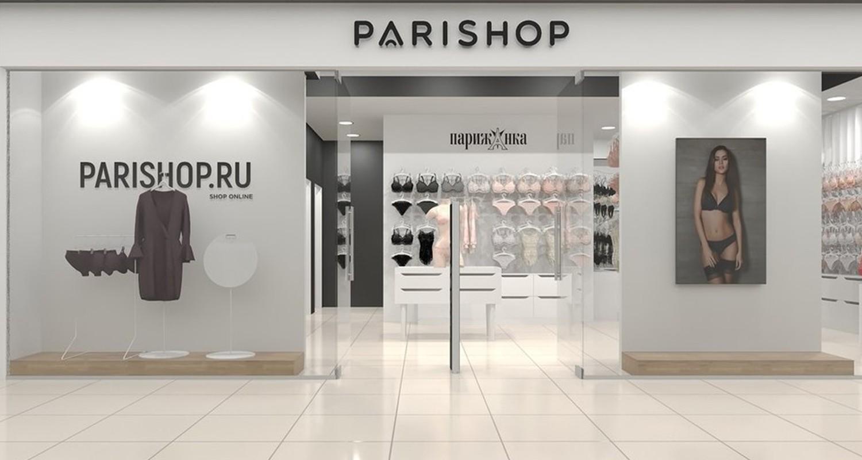 Обновление дизайна витрин розничных магазинов