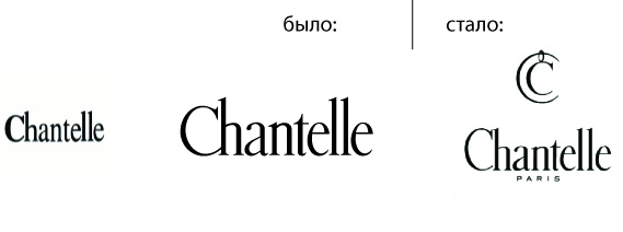Chantelle logo OLD